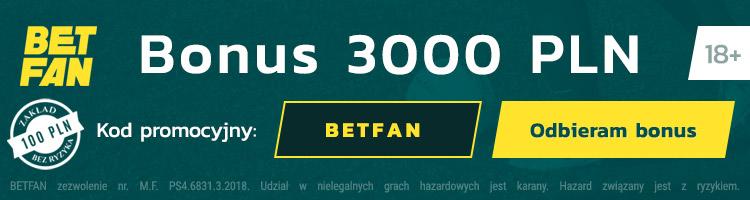 betfan zakłady bukmacherskie online